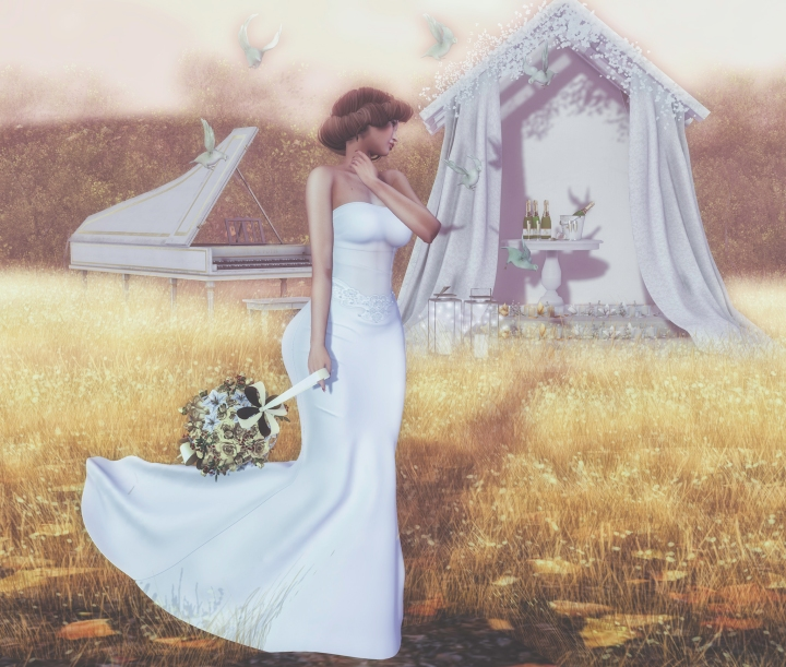 Bride n Fall