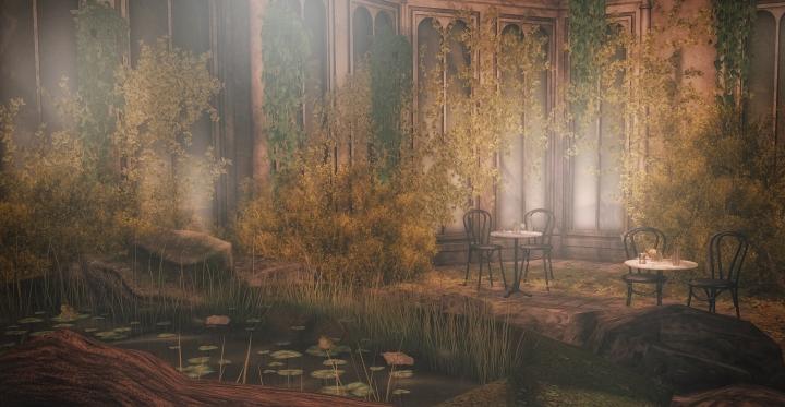 The Secret Café