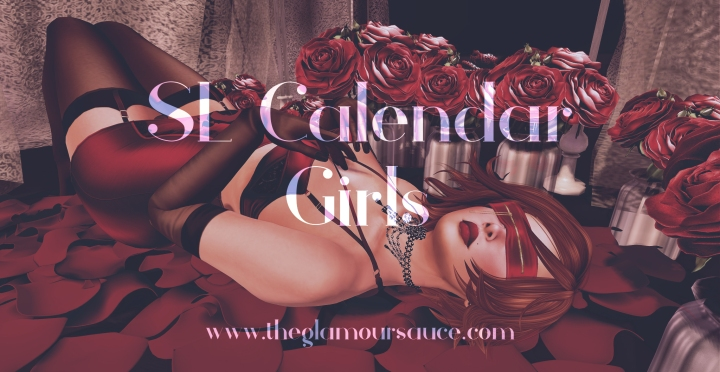 SL Calendar Girls – March 2019