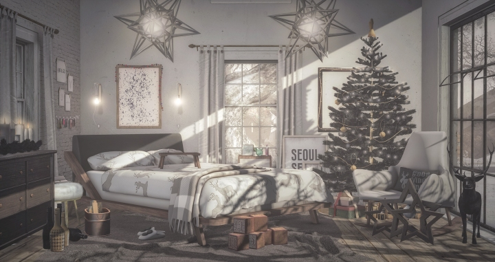 Cozy, Fancy, WinterVibes