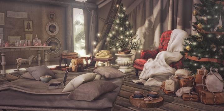 Cozy Christmas Cuddles