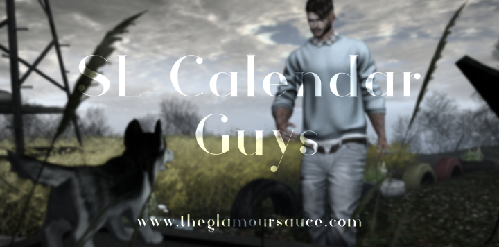 SL Calendar Guys – July 2019 (NSFW)