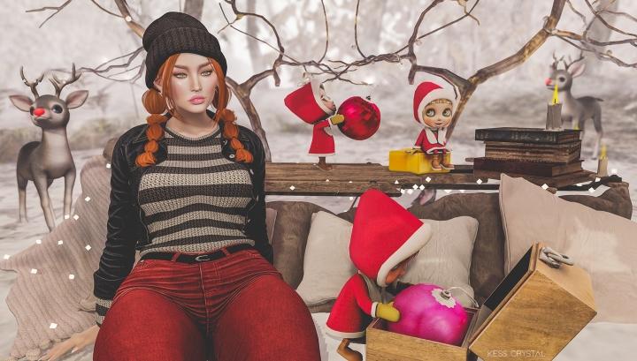 A Little ChristmasHelp