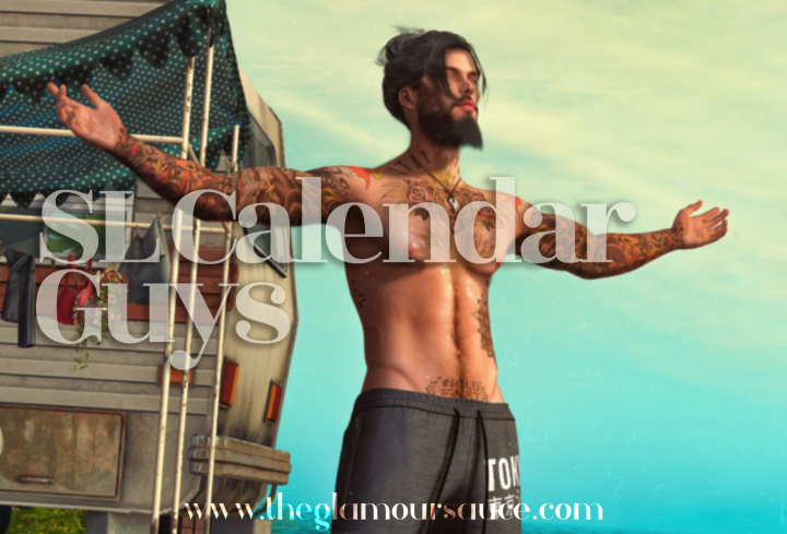 SL Calendar Guys – July 2020