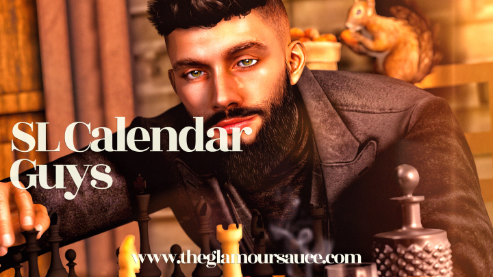 SL Calendar Guys – March 2021