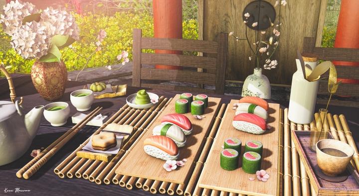 Yo! Sushi!